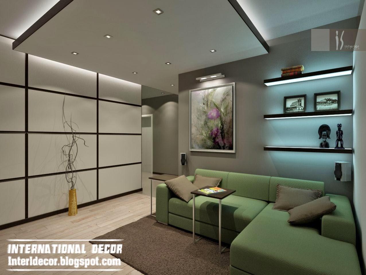 Controsoffitti e pareti mobili